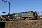CSX 3446 on Q404